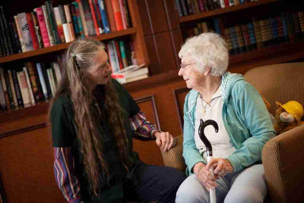 senior Home Care in Lake Forest park