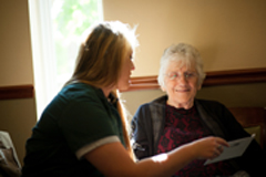 Caregiver in Woodinville