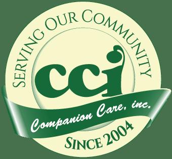 Companion Care, Inc. Serving our community since 2004!