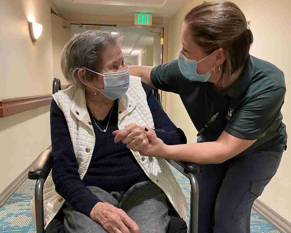 CompanionCare offers Overnight and Live-in Care